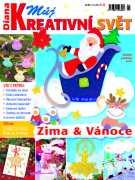 DIANA - Můj kreativní svět / vánoce 2010